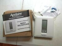 New Genuine Aprilaire 8538 Multistage Thermostat