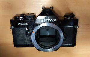 Black Pentax MX - Body Only - Serviced 2020