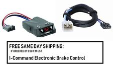Draw-Tite 5504 Brake Control for Lexus, GX460 + GX470 + LX470