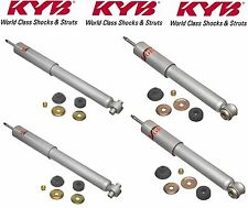 NEW Saab 900 L4 1979-1994 Front and Rear Shock Absorbers KIT KYB Excel-G