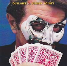 CD THE OUTLAWS - Playin To Win / Southern Rock