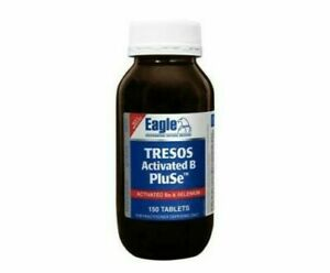 Eagle Tresos Activated B PluSe 150 TabletsFREE DELIVERY!