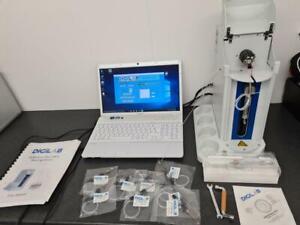 DigiLab HydroShear Plus Hydrodynamic DNA Shearing Instrument With Software Etc