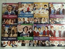 .Call The Midwife: Complete Series seasons 1-8 DVD 23-discs