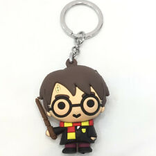 Harry Potter Key chain keychain Key Rings Cartoon Pendant Collection Gift