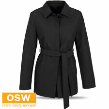 Regular Size Polyester Trench Coats & Jackets for Women
