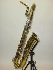 Olds Parisian Ambassador Baritone Saxophone bari sax Made in France