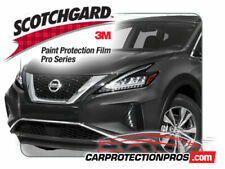 3M Pro Series Clear Bra Bumper Paint Protection Kit fits 2019 NISSAN Murano