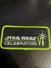 Star Wars Celebration Patch 6 VI