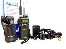 Midland Alan 42 DS Handheld AM/FM CB Radio 400 channel 25 -30 Mhz