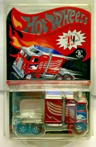 Hot Wheels 2004 Red Line Club RLC Selections Series Thunder Roller #'d 3720/6490