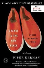 "New! ""Orange Is the New Black: My Year in a Women's Prison"" (Paperback)"