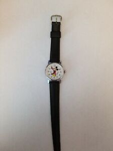 Mickey Mouse Wrist Watch, Bradley, 1970s