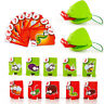 Funny Take Card-Eat Pest Catch Bugs Game Desktop Games Board Games for Kids Toys