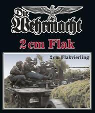 Die Wehrmacht 2cm Flak & 2cm Flakvierling