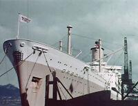 "SS Orsova 1964 DVD,Orient Line,""ACROSS THE PACIFIC"" *RARE*"