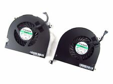 Genuine MacBook Pro A1297 CPU Cooling Fan Left Right Set Pair 661-5043 661-5044