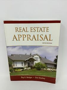 Real Estate Appraisal Fifth (5th) Edition by Bottger & Sharkey (Paperback, 2016)