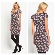 BNWT Joe Browns MANDY'S Oriental Floral Summer Cotton Pencil Tea Dress Size 16UK