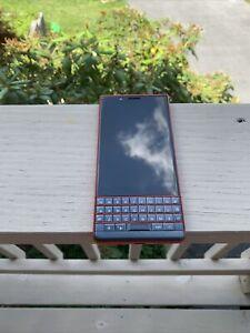 BlackBerry KEY2 LE - 64GB - Atomic (Unlocked) (Dual SIM)