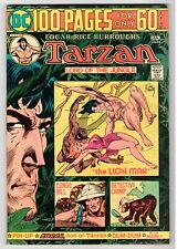 DC - TARZAN #234 - Kubert Art - FN/VF 1975 Vintage Comic