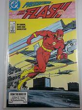 DC COMICS THE FLASH #1 June 1987 Teen Titans