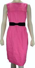 s.Oliver Selection Damen Kurzkleid Abendkleid mit Gürtel Freizeitkleid Pink 38
