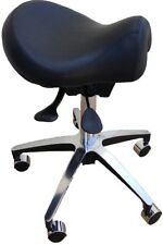 Dental Hygienist Mirage Saddle Stool - NEW in many colors!
