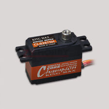 CLS2875H 7.6kg.cm digital Alu Gear Mini Servo For 500 class heli swashplate