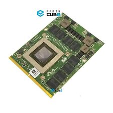 Dell Precision M6600 M6800 M6700 Nvidia Quadro K4000M 4GB N14E-Q3-A2 Video Card