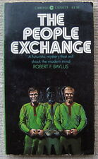 The People Exchange by Robert F. Baylus PB 1st Carlyle CS7067T - future mystery