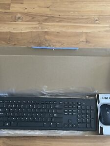 Dell KM632 Keyboard & Mouse 331-3761 Wireless