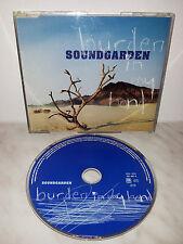 CD SOUNDGARDEN - BURDEN IN MY HAND - SINGLE