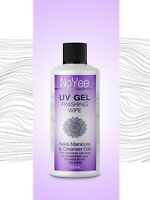 UV Nail Gel Finishing Wipe, Sticky Residue Remover,Cleanser, Brush Cleaner 100ml