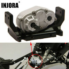 CNC Gearbox Transfer Case Mount Holder for 1/10 RC Crawler Axial SCX10  D90