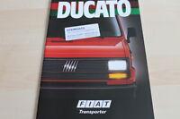 122105) Fiat Ducato Prospekt 09/1987