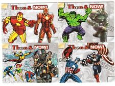 2014 MARVEL NOW! 10-CARD THEN & NOW INSERT SET