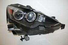 14 15 16 LEXUS IS250 IS350 IS200T LED HID HEADLIGHT RIGHT PASSENGER USED OEM
