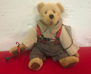 "Boyd's Bear Plush #92000-08 ROSS G. JODIBEAR 9"" Americana by Jodi Battaglia NWT"