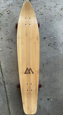 Magneto 44 inch Kicktail Cruiser Longboard Skateboard   Great For All Riders