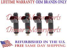 Lifetime Warranty -2004-2010 PT Cruiser 2.4L Fuel Injector Set of 4 - 04891573AB