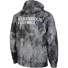 New Indianapolis Colts Boys Size- Small Reebok Sideline United Hoody Jacket