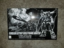 Premium Bandai HG 1/144 Gundam Astray Gold Frame Amatsu MBF-P01-Re Seed Astray