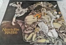 Kate Bush - Never for Ever. Gatefold Vinyl LP. Near Mint!