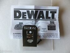 Genuine DeWALT Belt Clip Hook 20V Drill Driver N268241 N169778