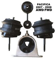 9R1113 4pc Motor Mounts fit FWD AWD 3.8L 4.0L 2007 2008 Chrysler Pacifica AUTO