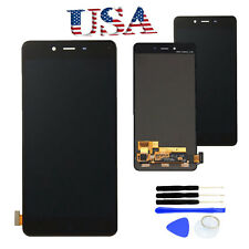 Black For OnePlus X LCD Display Touch Screen Digitizer Assembly with Tools -USA