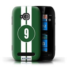 STUFF4 Back Case/Cover/Skin for Nokia Lumia 710/Racing Car Stripes