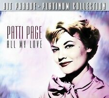 All My Love [Dynamic] by Patti Page CD Brand New