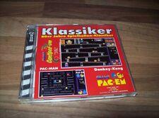 Donkey Kong und mehr 80 er Jahre Spielhallenklassiker für PC